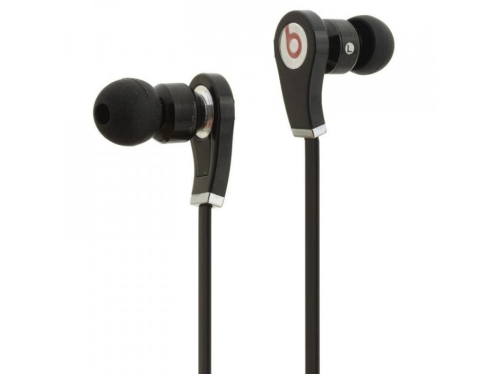 Best Earphone Černé