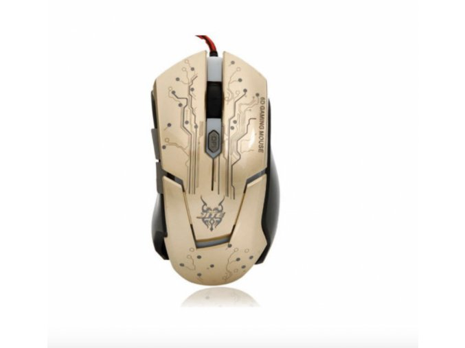 GAMING MOUSE ZLATÁ