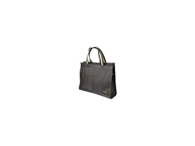 Dámská kabelka pro notebook do 13.3 - černá