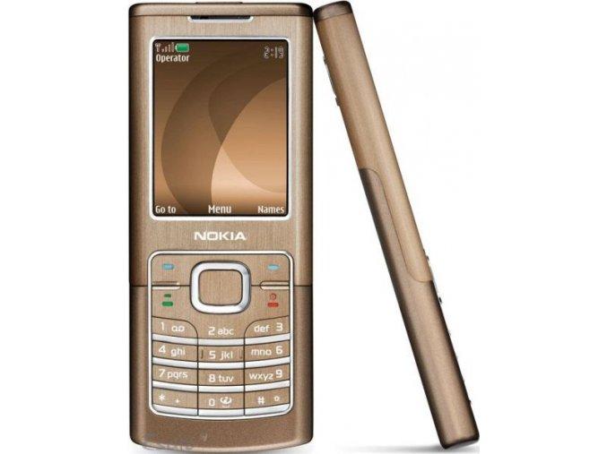 Nokia 6500 Classic, Gold