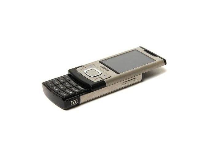 Nokia 6500 Slide, Gold