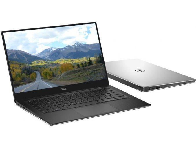 Dell XPS 13 (9350) Touch, stříbrná