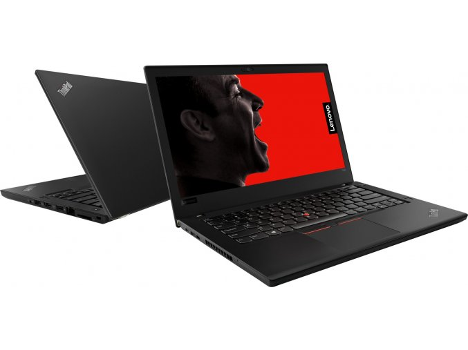 Lenovo ThinkPad T480, černá 20L50006MC CZC.cz