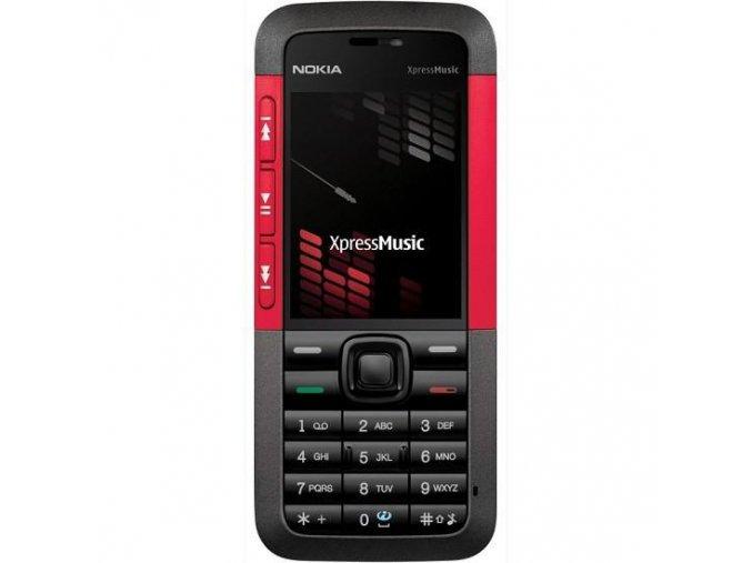 Nokia 5310 XPRESS MUSIC, červená