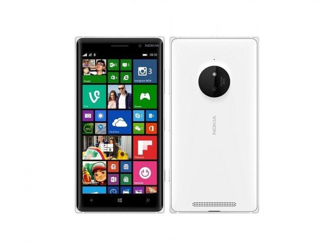 Nokia Lumia 830, bílá