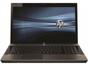 HP EliteBook p series front left open1