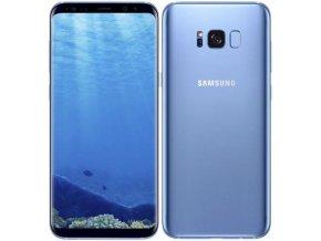 samsung galaxy s9 g965f dual 64gb coral blue 0