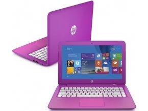 HP Stream 11, růžová
