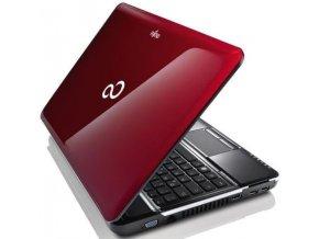 Fujitsu Lifebook AH531, červená