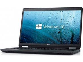 """Dell Latitude E5470  i7-6820HQ, 16GB 14"""" FullHD SSD 256GB"""