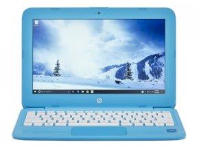 HP Stream 11, modrá