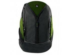 Brašna na notebook Clone  do 15,6 batoh šedo-zelený