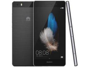 Huawei P8 Lite, Dual SIM, černá