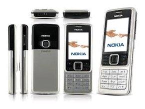 Nokia 6300, stříbrná