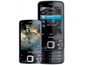 Nokia N96, černá