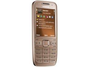 Nokia E52, zlatá