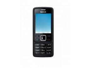 Nokia 6300, černá