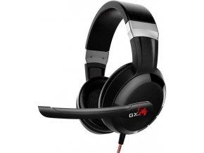 Genius GX Gaming HS-G580, černá