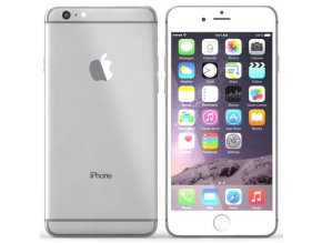 Apple iPhone 6 Plus, stříbrná, 16GB