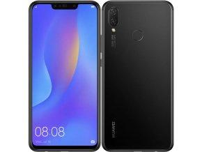 Huawei Nova 3i Dual SIM černý  DOPRAVA ZDARMA